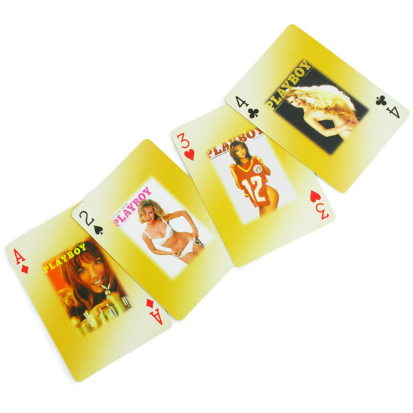 Playboy Special Edition Playing Cards Drinkstuff