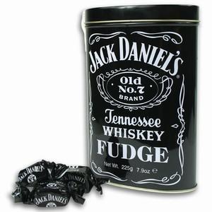 Jack Daniel's Fudge In A Tin