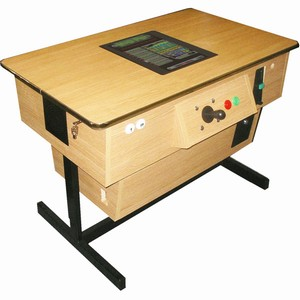 Voyager Arcade Machine Table