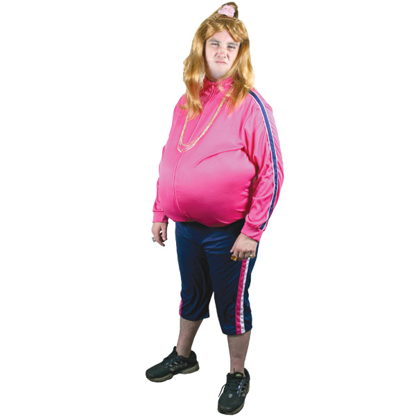 little britain outfit