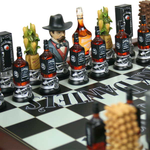 Jack Daniel S Chess Set Drinkstuff