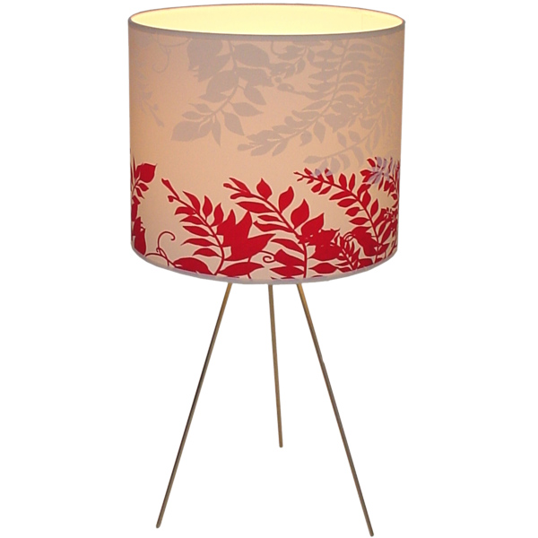 Leaf Design Lamp Shade drinkstuff