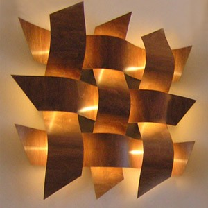 Weave Wall Lights