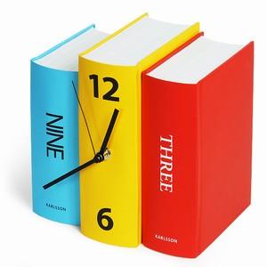 Books Clock