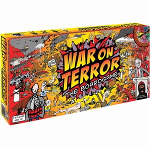 War On Terror Board Game