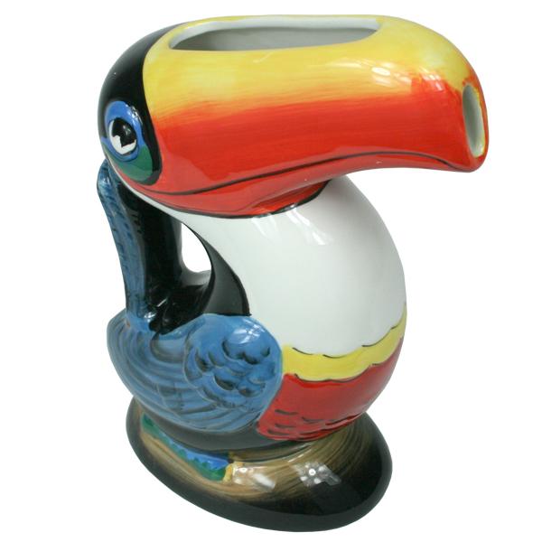 guinness toucan ceramic jug