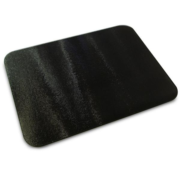 black glass worktop saver drinkstuff. Black Bedroom Furniture Sets. Home Design Ideas