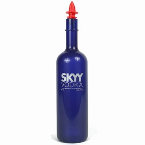 Skyy Vodka Flair Bottle