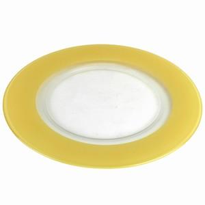 Circular Lemon Zest Plate