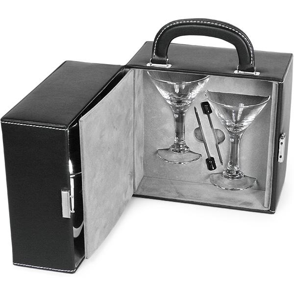 portable cocktail set drinkstuff. Black Bedroom Furniture Sets. Home Design Ideas
