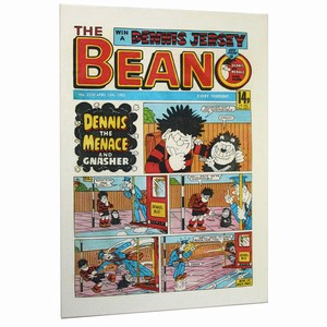 Classic Beano Canvas Prints