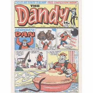 Classic Dandy Canvas Prints