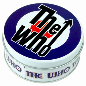 39The Who39 6 Coasters In A Tin