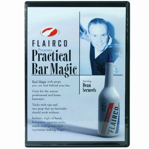 Practical Bar Magic DVD