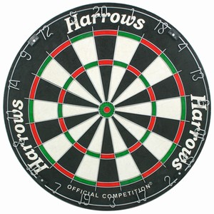 Harrows Championship Official Competition Dart Board