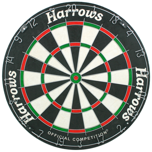 Harrows Championship Official Competition Dart Board Drinkstuff
