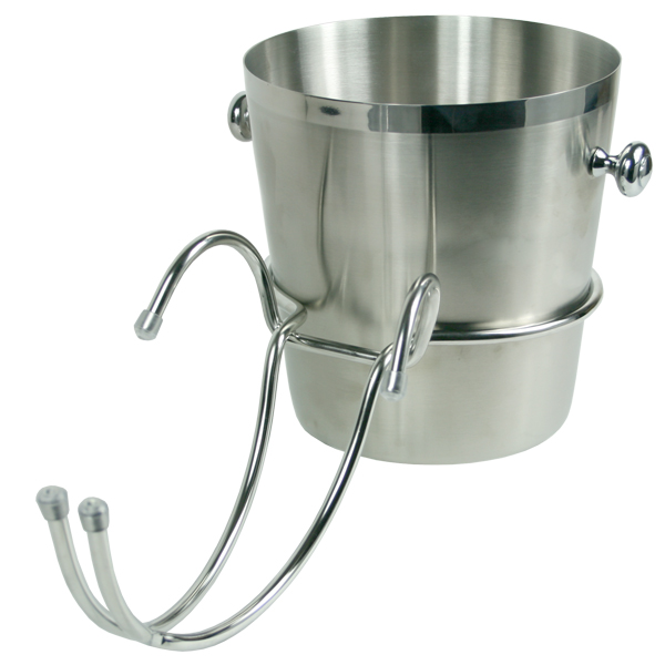 Table Mountable Wine Bucket Holder Wine Bucket Stand
