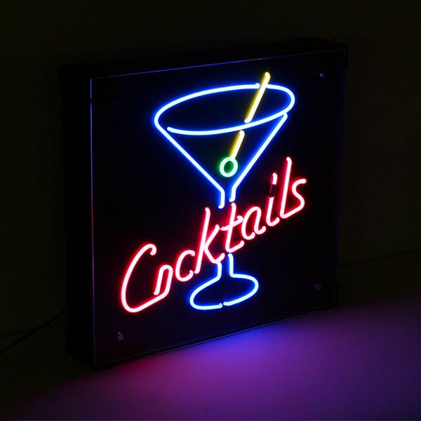 Cocktail Neon Sign | Drinkstuff