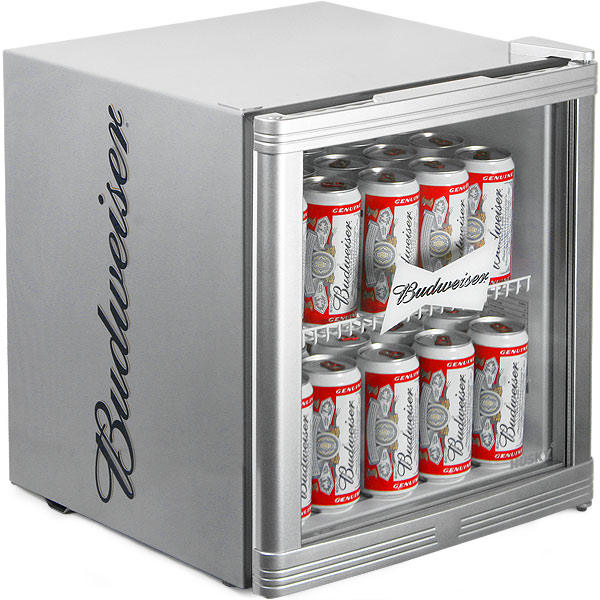 Budweiser Mini Fridge Drinkstuff