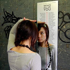 Who Tall Are You? Mirror