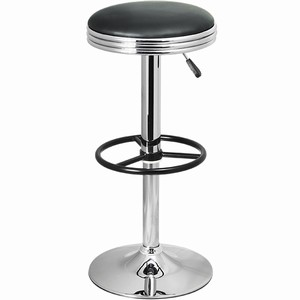 Java Bar Stool Black