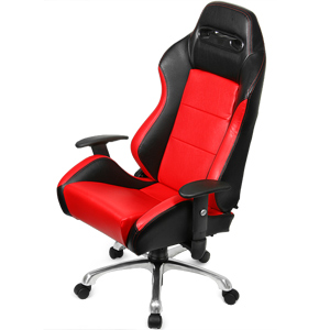 racing car office chair drinkstuff