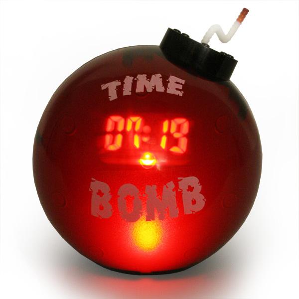 Bomb Alarm Clock Drinkstuff