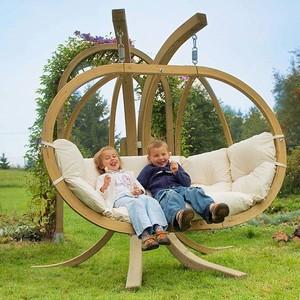 Amazonas Double GLOBO Swing Seat