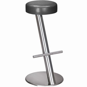 Selva Commercial Bar Stool Black