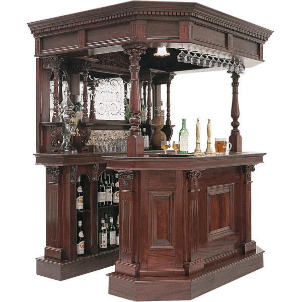 The victoria canopy bar drinkstuff for Muebles para cristaleria