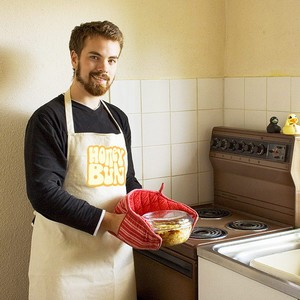 Lovers' Kitchen Apron