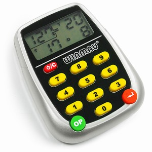 Ton Machine Pocket Dart Scorer