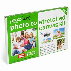 Photo Fuse Canvas Print Set