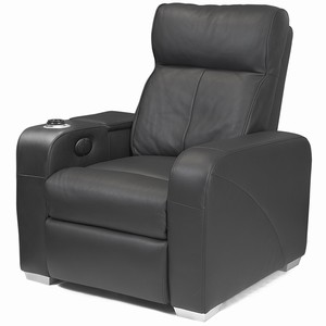 Premiere Home Cinema Chair Black