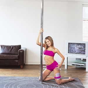 Peekaboo Pole Dancing Kit