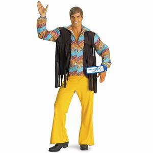 Retro Barbie and Ken Deluxe Costumes