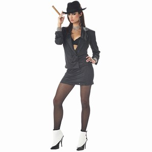 Mafia Princess Costume