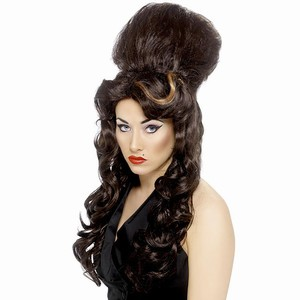Amy Winehouse Rehab Wig
