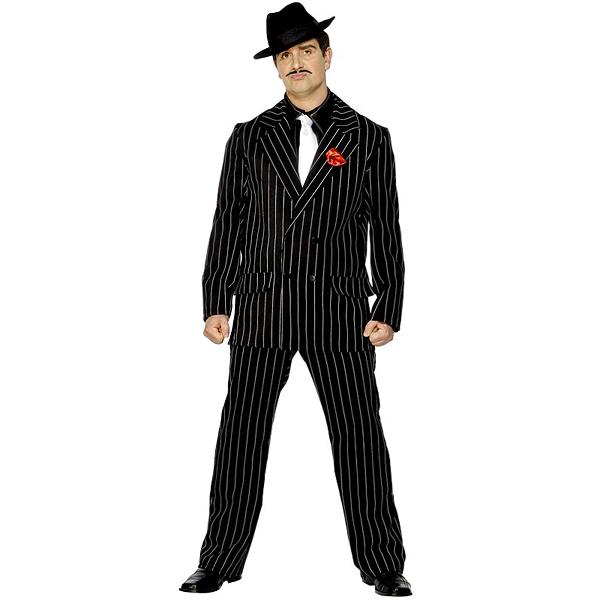 Zoot Suit Gangster Costume   drinkstuff ®