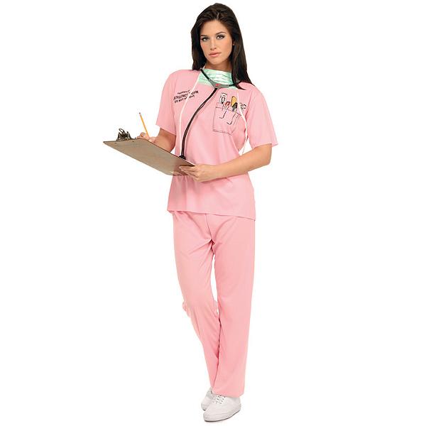 647a9ce7a00 ER Nurse Costume | Drinkstuff ®