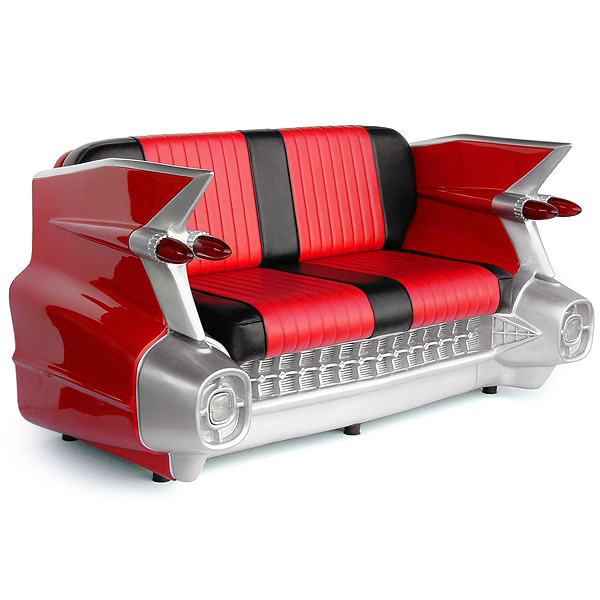 Cadillac Sofa Car Sofa Novelty Furniture Buy At Drinkstuff