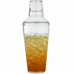 Bar Craft Acrylic Cocktail Shaker