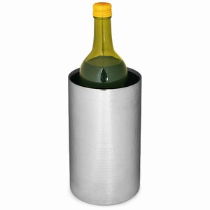 Hammered Effect Wine Cooler