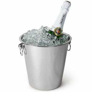 Hammered Effect Champagne Bucket
