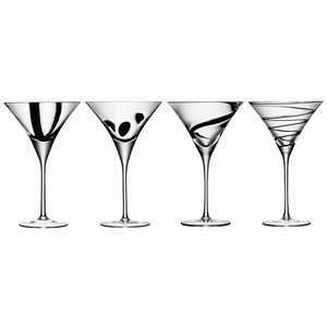 LSA Jazz Cocktail Glasses 11.3oz / 320ml