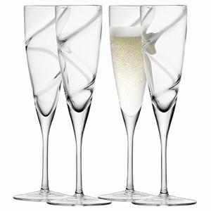 LSA Malika Champagne Flutes 5.6oz / 160ml