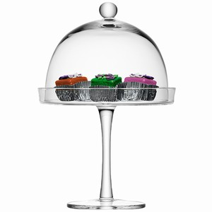 LSA Vienna Cake Dome and Stand