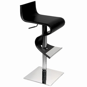 Boston Bar Stool Black
