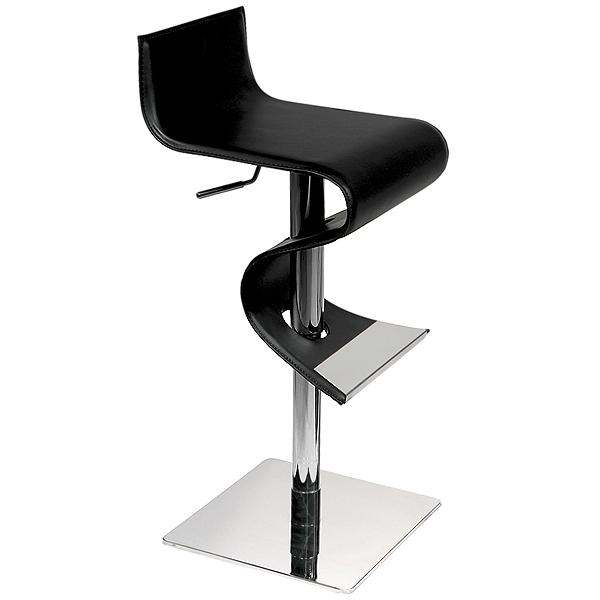 Boston bar stool black drinkstuff for Black bar stools