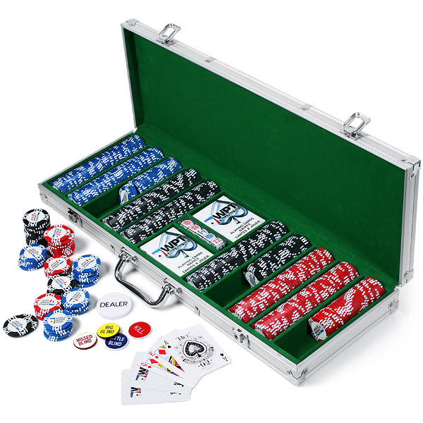 WPT Poker Chips - Drinkstuff